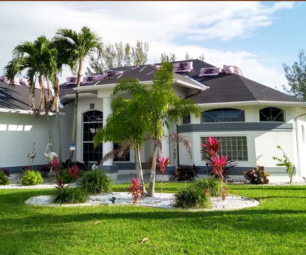 residential roofing North Fort Myers, FL